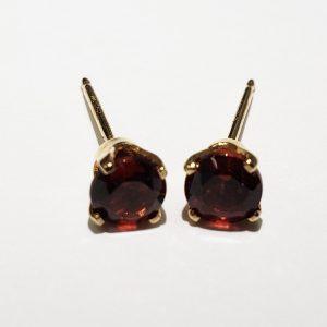 14k-yellow-gold-garnet-earings